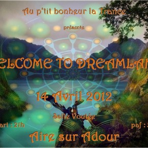 Trance Party - WELCOME TO DREAMLAND