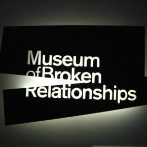 LE MUSEE DES COEURS BRISES EN CROATIE