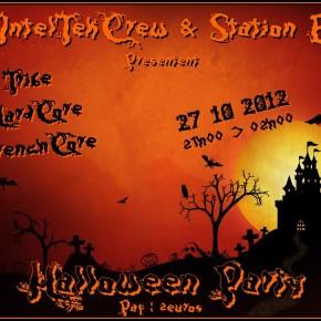 27-10-2012 // HALLOWEEN PARTY @Annonay en Ardèche, Rhône-Alpes