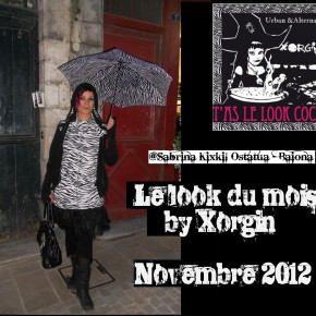 LoOk du Mois de Novembre by XoRgiN