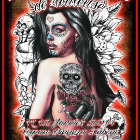 Convention de Tatouage de Toulouse 2014