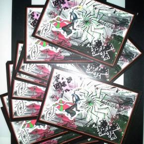 Les cartes postales des 5 ANS de XORGIN