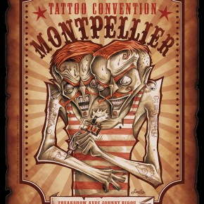 Montpellier Tattoo Show