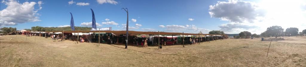 FLEAMARKET - BOOM FESTIVAL 2014