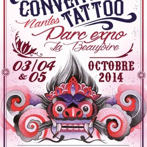 Nantes Tattoo Convention