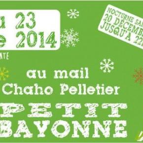 Marché équitable et solidaire de Bayonne - Noël 2014