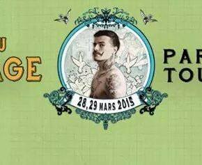 28&29 MARS - Salon de Tattoo & Championnat du monde de FMX @TOURS