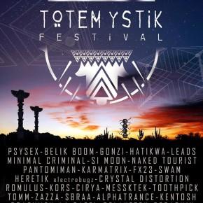 TOTEMYSTIK FESTIVAL//ANNULE