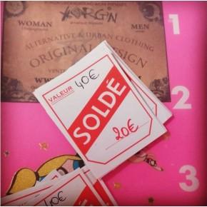 Special Sale - Soldes - Rebajas