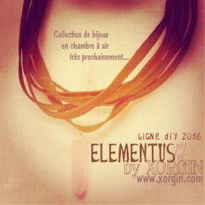 Ligne ELEMENTUS 2016 ... SooN!
