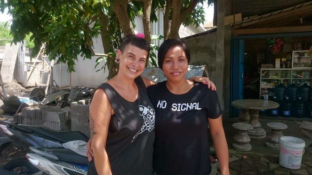 Suriani & Emi de XORGIN Wear à Bali