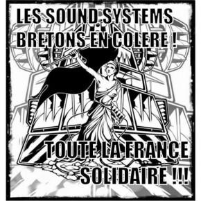 LES SOUNDS SYSTEM BRETON EN COLERE!