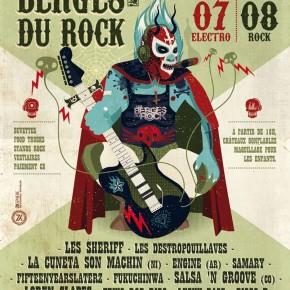 Les Berges du Rock 2017