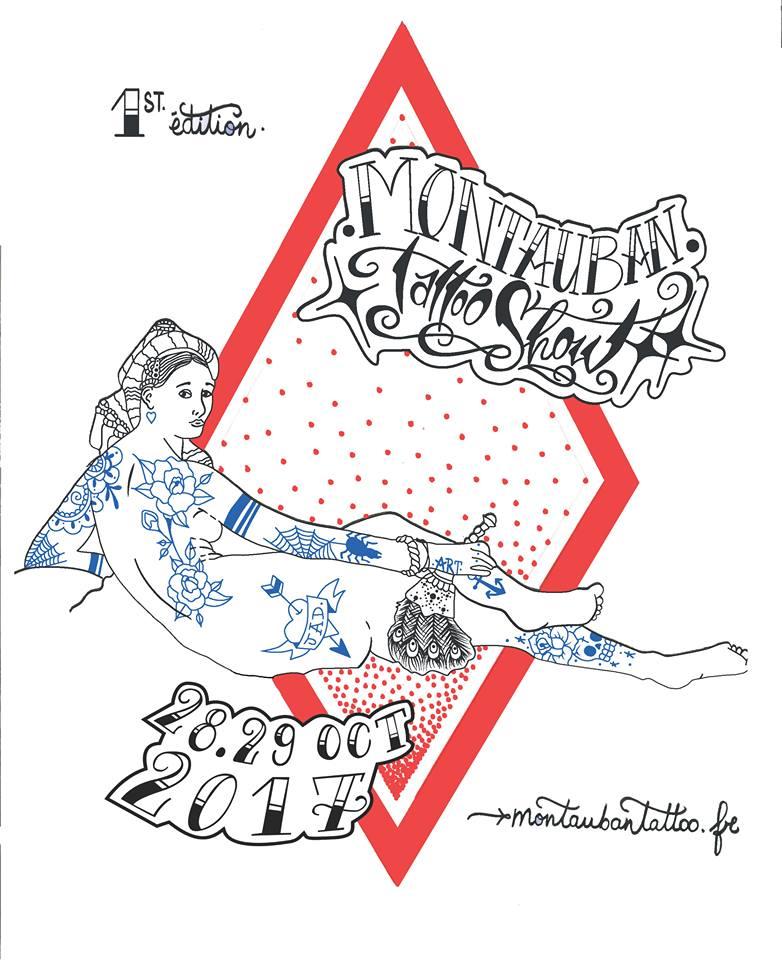 1 re convention de tattoo de montauban xorginblog for Nantes tattoo convention 2017