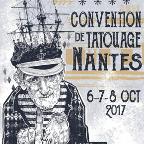 Nantes Tattoo Convention 2017