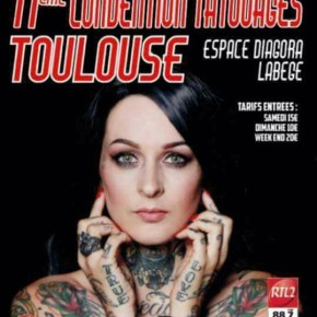 Convention de tatouage de Toulouse 2018
