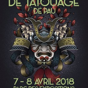 Convention Tattoo de Pau 2018