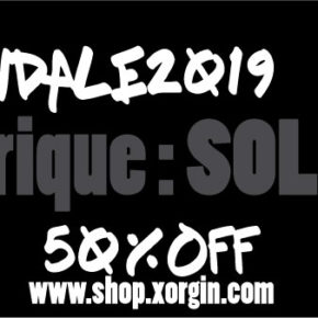 50% OFF SCANDALE2019