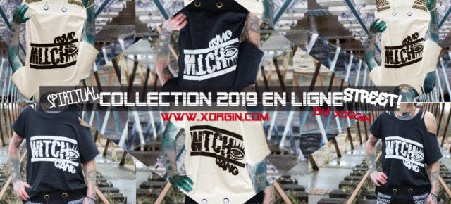 Collection 2019 - SPIRITUAL STREET