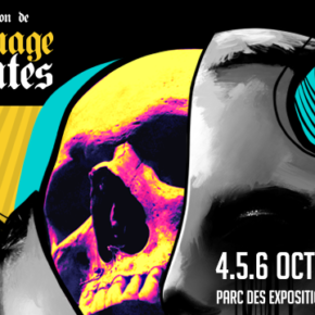 Nantes Tattoo Convention 2019