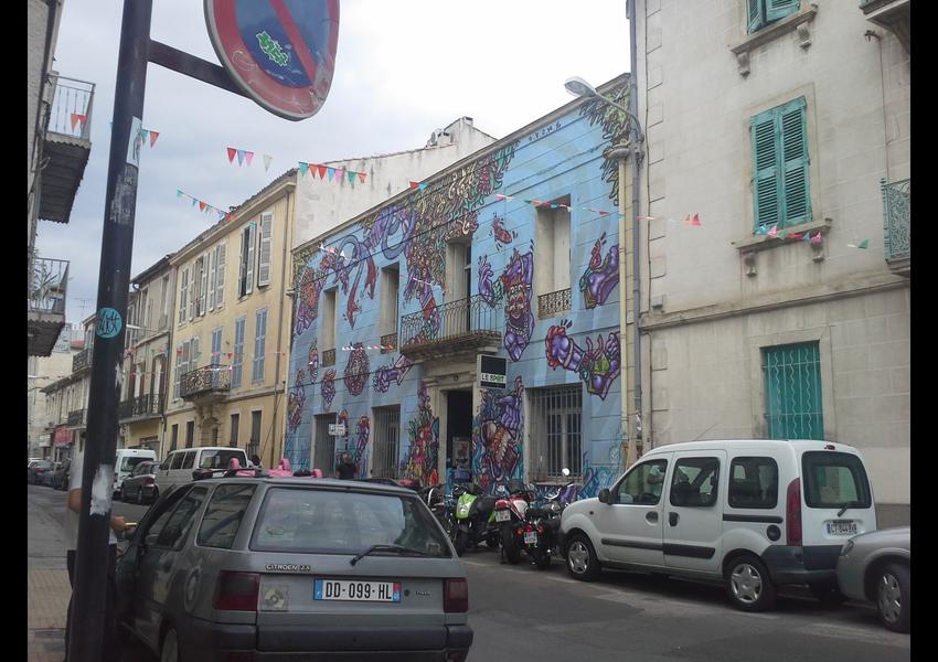 Virée à Nîmes ! EXPO DE OUF & COnvention de Tatouage de Nîmes !