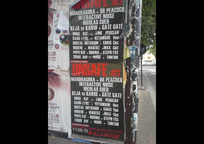 Virée à Nîmes ! EXPO DE OUF & COnvention de Tatouage de Nîmes ! Vive les potes en affiche!!!!!