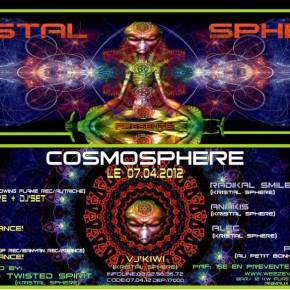 TRANCE PARTY- Cosmosphère de Kristal Sphere