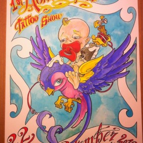 22 & 23 Septembre - Montluçon Tattoo Show
