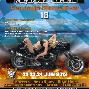 22/23 & 24 Juin- Tattoo & Show Bike