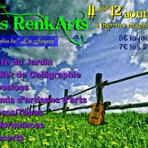 """11 & 12 Aout - Les RenKarts """"du jardin de La Source"""" (dpt 65)"""