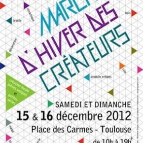 Noël - Marché d'hiver des créateurs @ Toulouse