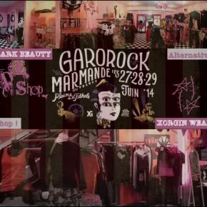 27/28 et 29 JUIN - GAROROCK Festival en family SVP !