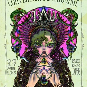 18 & 19 Avril 2015 - VERY SUD OUEST TATTOO CONVENTION #2
