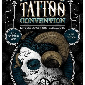 CONVENTION TATTOO NANTES - OCT.2015