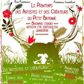 Le Printemps des artistes et des créateurs du Petit Bayonne
