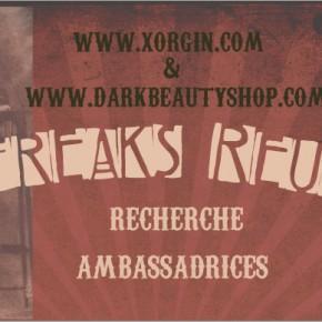 Lancement des Freak's Réunions