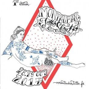 1ère Convention de Tattoo de Montauban