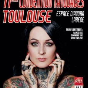 Convention de tatouage de Toulouse 2018