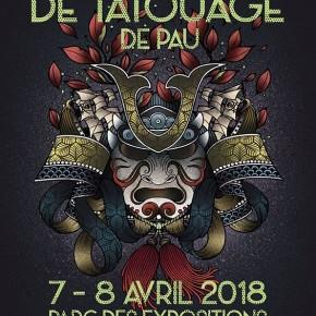 Convention Tattoo de Pau 2018